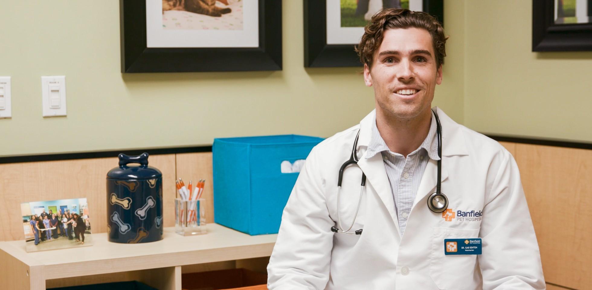 Gabre Denton, Veterinarian - Banfield Pet Hospital Careers