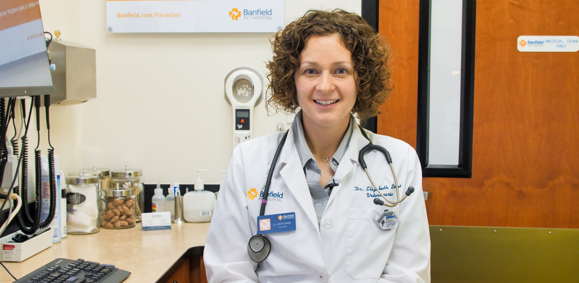 Elizabeth Shines, Veterinarian - Banfield Pet Hospital Careers