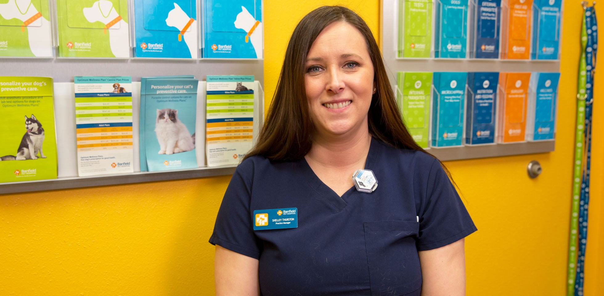 Shelley Thurston, Practice Manager - Banfield Pet Hospital Careers