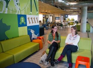 Careers - Office Culture BONDING LIKE GLUE