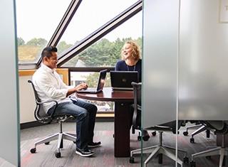 Careers - Office Life Entrepreneurial Spirit