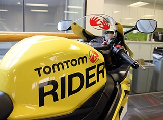 Careers - What TomTom Does TomTom 101