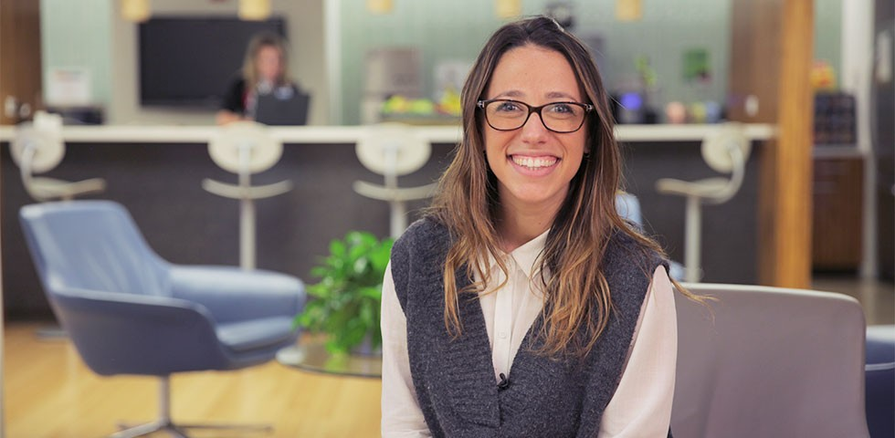 Sara Fisher, Technology Consulting Sr. Analyst - Accenture Careers