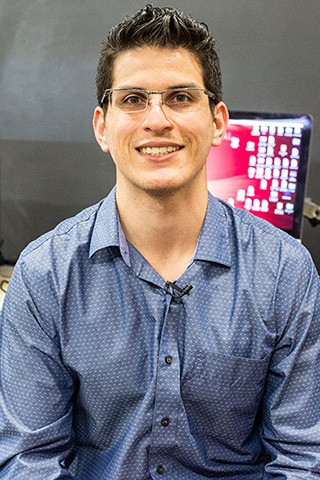 Gianni Pablos-Vega, Electrical Engineer - Johns Hopkins Applied Physics Laboratory Careers