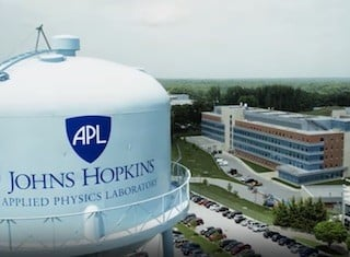 Careers - See John Hopkins Applied Physics Laboratory on YouTube