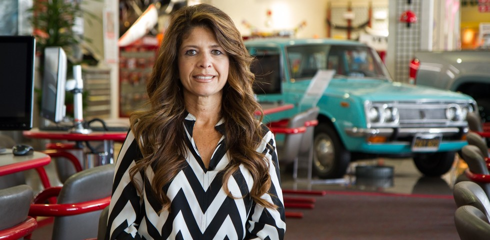 Rene Lawson, Internet Sales Director - Penske Motor Group Careers