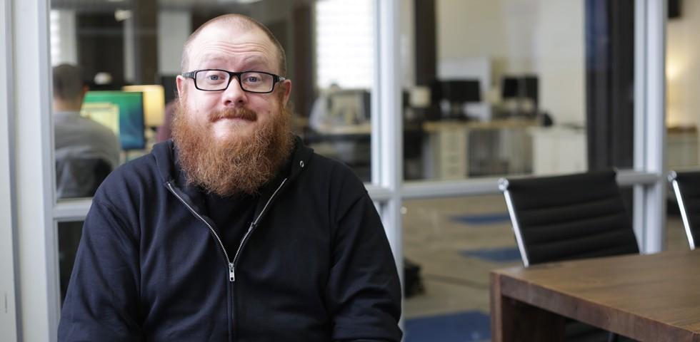 Matt Crampton, CTO & Co-founder - Gigwalk Careers