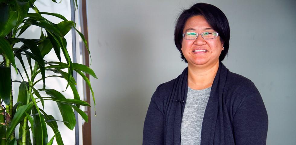 Lita Monaghan, Software Development Manager - OpenMarket Careers