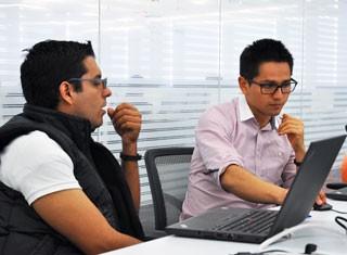 Careers - Office Life High-Tech