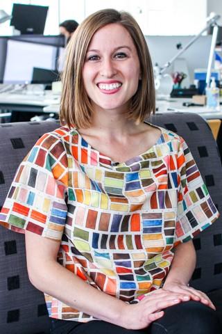 Marianne Epstein , Sr. Designer, Product  - Gannett Careers