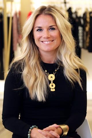 Sarah Lauren Allen, Showroom Director - W by Worth Careers