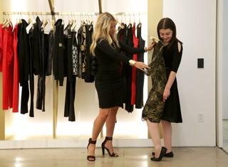 Careers - Sarah Lauren's Story Finding Fashion