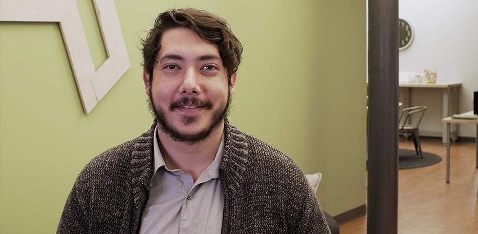 Tarek Hafez, Program Alum - Codeup Careers