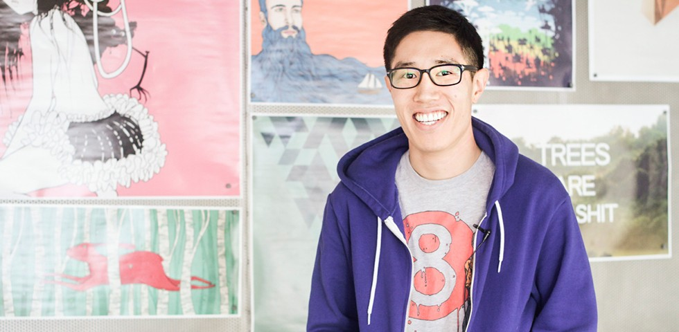 Steve Joo, Customer Experience Hero - Redbubble Careers