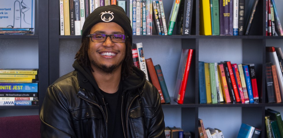 Paris Pinkney, iOS Developer - Scribd Careers