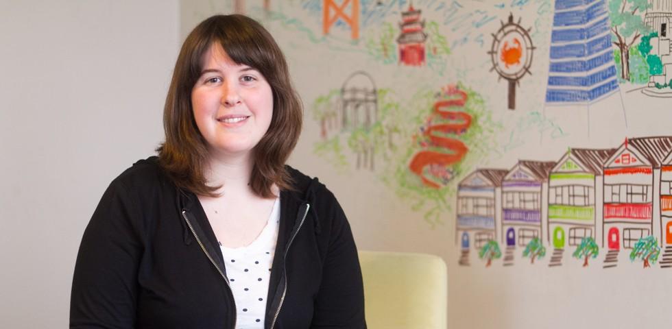 Kristen Penn, Product Designer - Scribd Careers