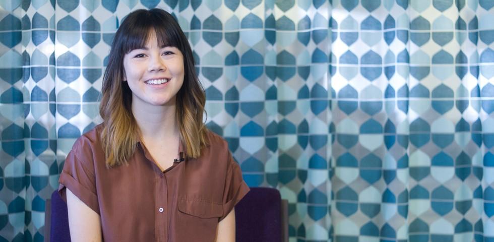 Freya Sampson, Social Media Manager - Scribd Careers