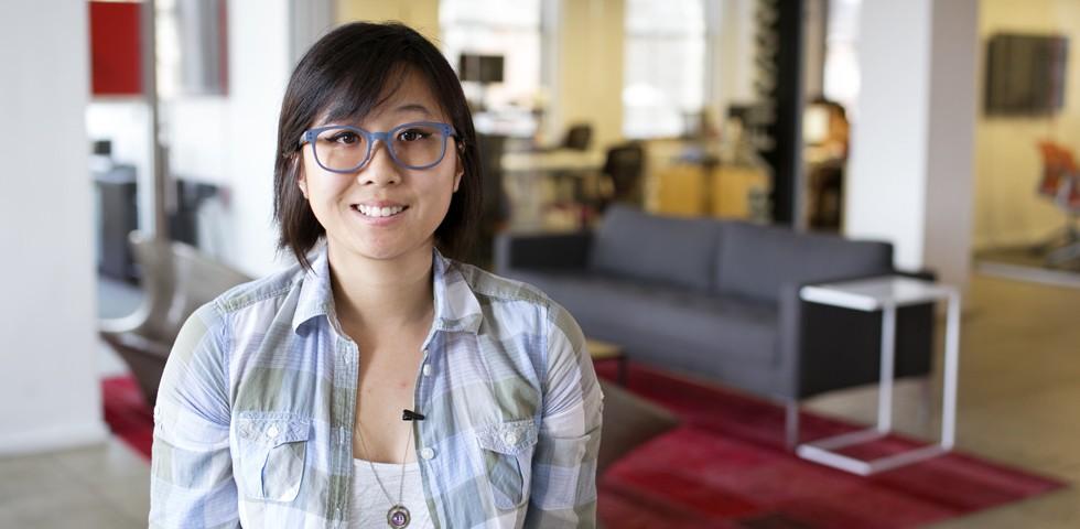 Amanda Du, Data Analyst - Persado Careers