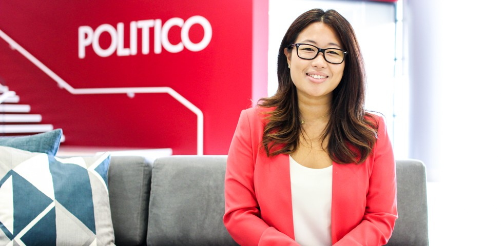 Jamie Oh, Account Executive - POLITICO Careers