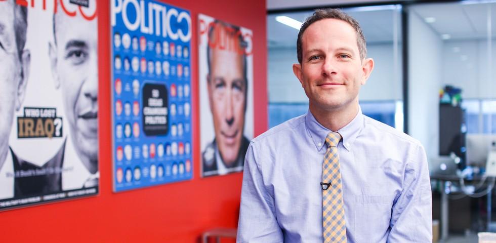 Ken Vogel , Chief Investigative Reporter - POLITICO Careers