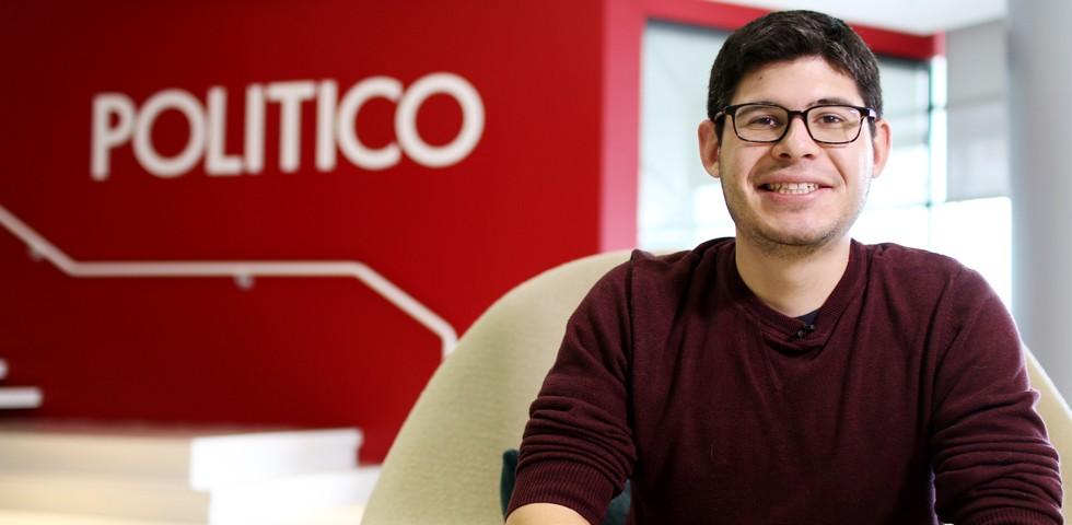James Benson, Salesforce Administrator - POLITICO Careers