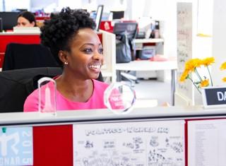 Careers - Ashley's Story Striking A Balance