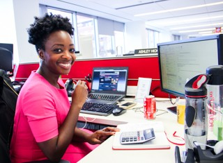 Careers - What Ashley Does Account Manager