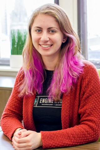 Lindsey Nice, Project Manager - Engine Room Technology Careers