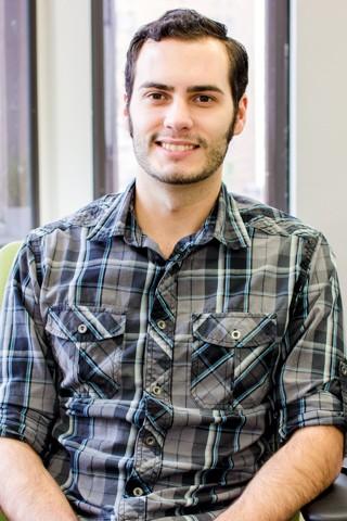 William Foley, Application Developer - Engine Room Technology Careers