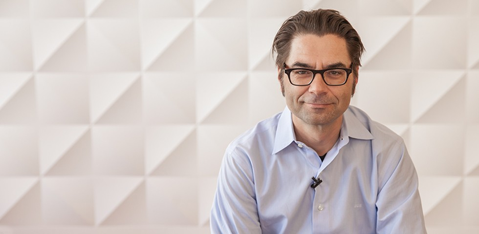 Otto Berkes, Chief Technology Officer - CA Technologies Careers