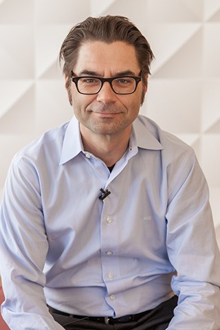 Otto Berkes, Chief Technology Officer - CA Technologies Careers