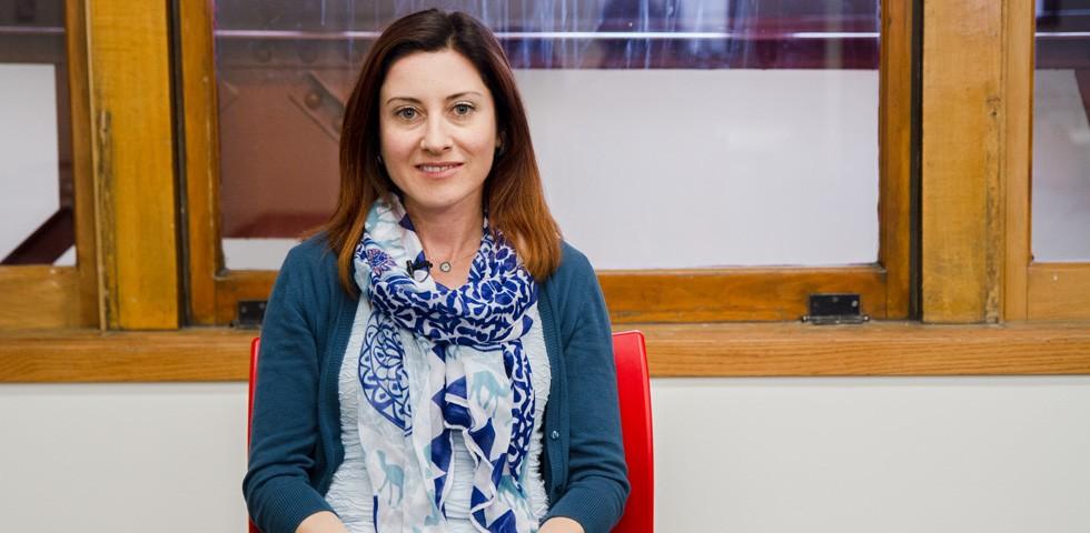 Hande Kzgan, QA Engineer - CA Technologies Careers