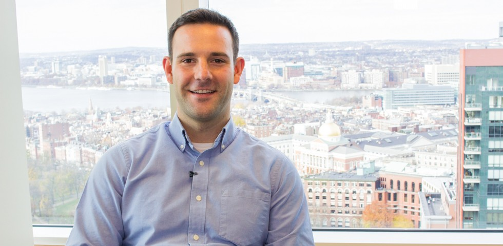 Jake Parsons, Sales Manager - Datadog Careers