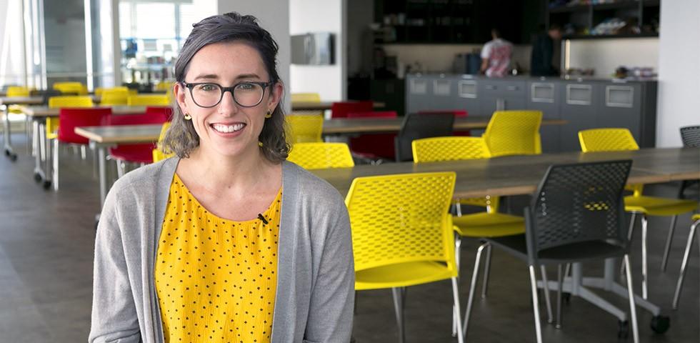 Samantha Drago, Software Engineer - Datadog Careers
