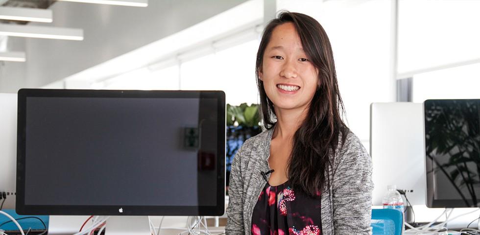 Eileen Li , Software Engineer  - Counsyl Careers