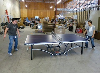 Careers - Office Life Parties & Ping Pong