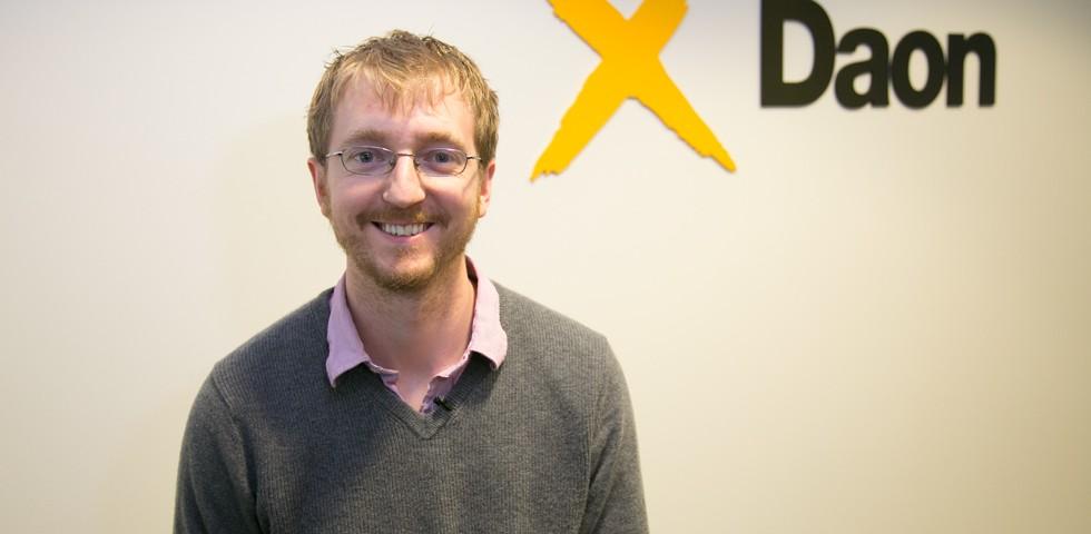 James Wascak, Senior Engineer - Daon Careers