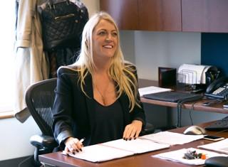 Careers - What Lynne Does VP, HR