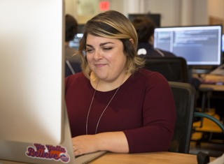 Careers - What Jaime Does Product Design Manager