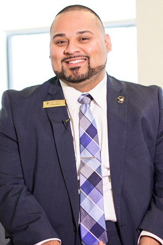 Christian Garcia, Leasing Professional - Southern Management Corporation Careers