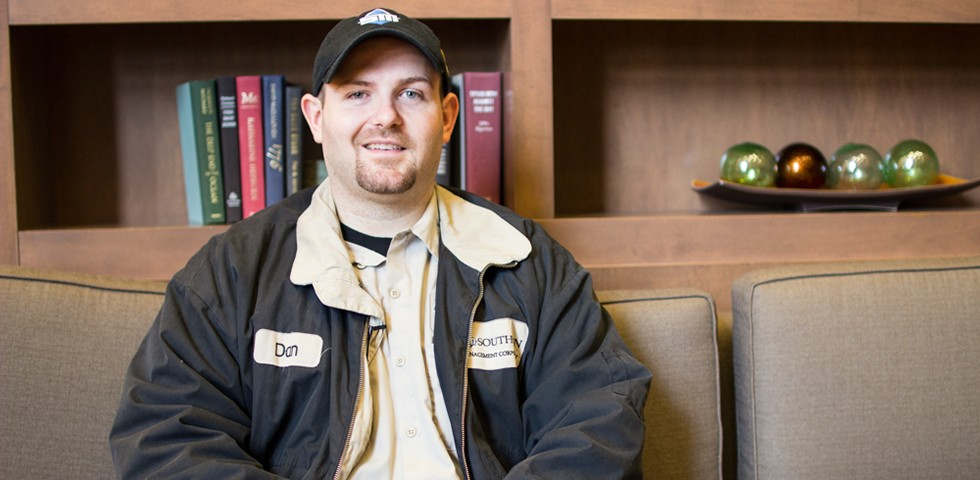 Dan Patrick, Service Manager - Southern Management Corporation Careers