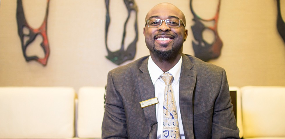 Jaquan Bland, Front Office Manager, Hotel Division  - Southern Management Corporation Careers