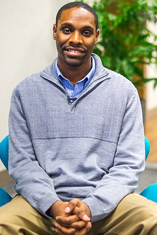 Barrington Richards, Engineer, Lab - Nordson Careers