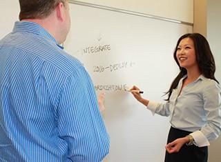 Careers - What Julie Does Solutions Engineer