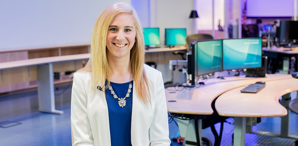 Lauren Mazzoli, Cyber Software Engineer - Northrop Grumman Careers