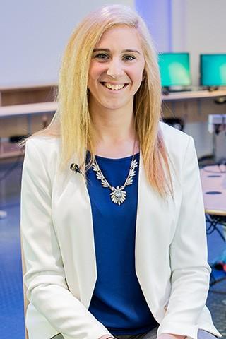 Lauren Mazzoli, Cyber Software Engineer - Northrop Grumman Careers