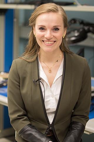 Stephanie Gordon, Systems Engineer - Northrop Grumman Careers