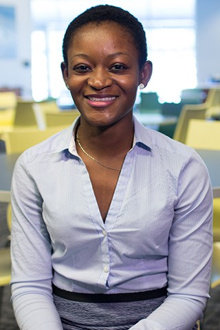 Chika Chima, Systems Engineer - Northrop Grumman Careers