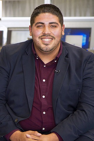 Pedro Lepe, Systems Engineer - Northrop Grumman Careers