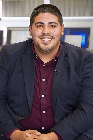 Pedro Lepe, Systems Engineer - Northrop Grumman Careers